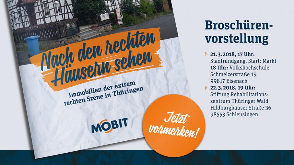 Flyer - neue Broschüre